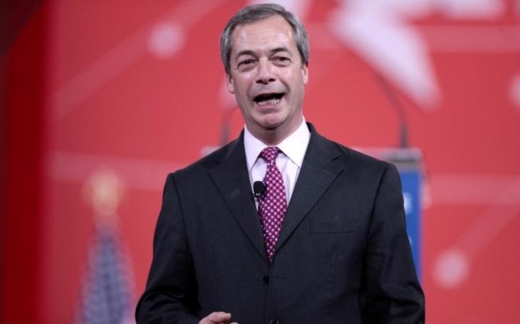 Nekompromisní Farage: Za londýnský teroristický útok může podpora multikulturalismu