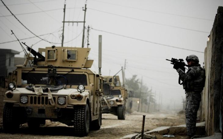 Irácká armáda zastavila operaci na osvobození západního Mosulu