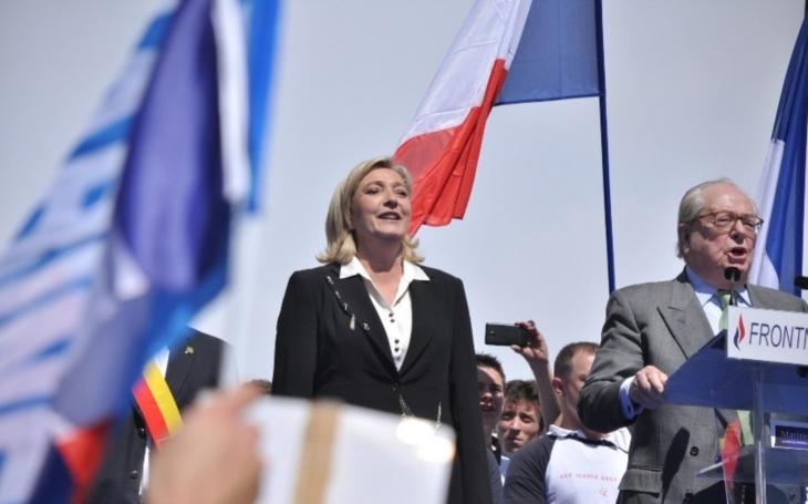 Marine Le Penová: ,,Stará&quote; Evropská unie zemře a bude nahrazena Evropou suverénních lidí