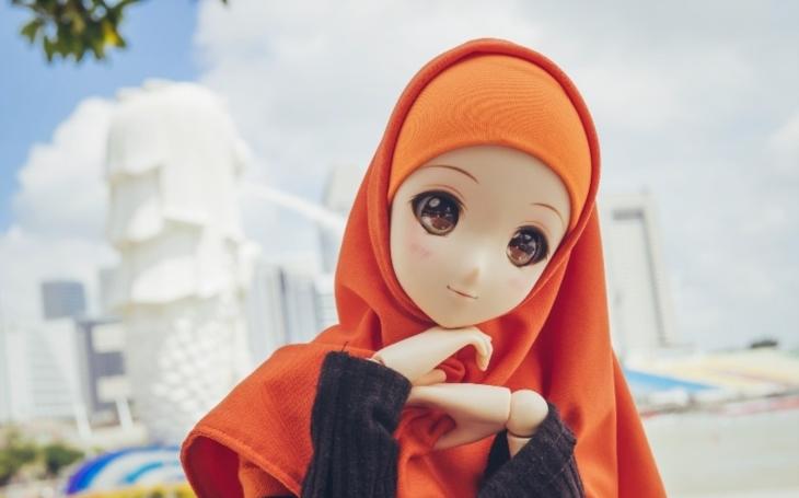 VIDEO: ,,Hidžábové&quote; panenky mají bojovat s nenávistí proti islámu