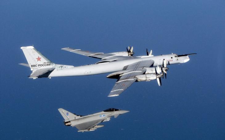 NATO musí reagovat stále častěji na ruská letadla