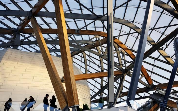 Siemens chrání umělecká díla v Muzeu nadace Louise Vuittona