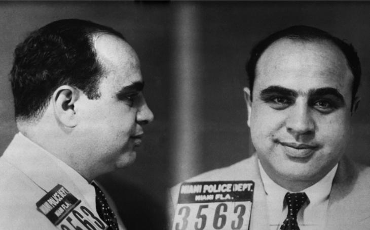 Největší mafiáni své doby: Al Capone