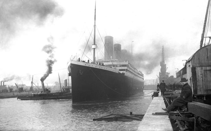 ,,Titanic v roce 1912 byl největší a nejluxusnější, my chceme být s novým plavidlem nejmodernější,&quote; říká podnikatel Ondřej Vrkoč