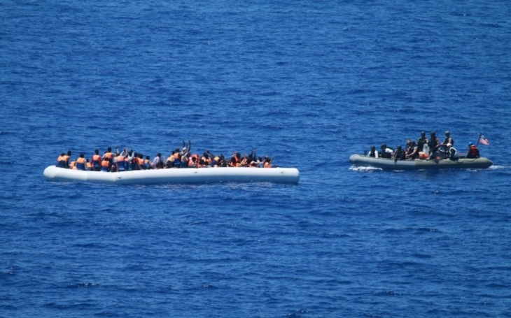 Italské úřady natvrdo obvinily miliardáře Sorose. Jeho neziskovky se spřáhly s pašeráky a lifruji migranty do EU