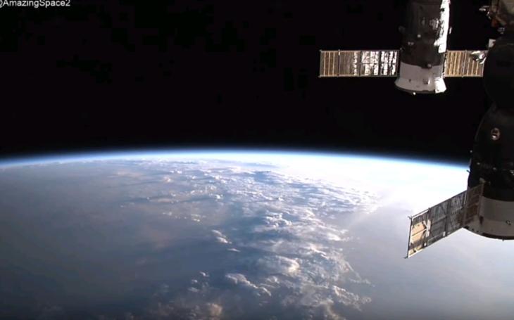 (VIDEO 360 ° ) Život na ISS, vžite sa do kože kozmonauta