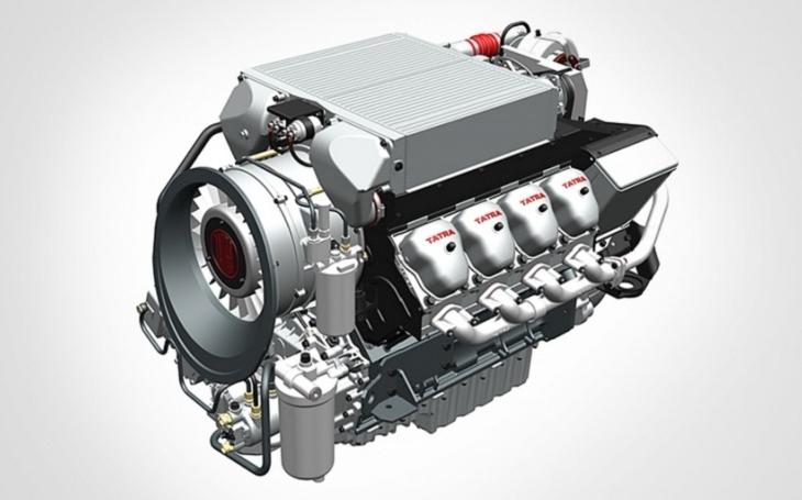 Tatra chce vyvinout světový unikát - vzduchem chlazený motor splňující emisní normu Euro 6