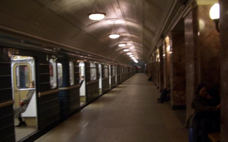V metru v Petrohradě možná útočil Kyrgyz s ruským občanstvím