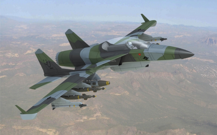 Stavatti Machete: Nový Warthog A-10