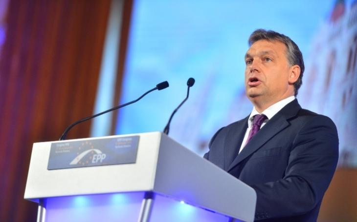 Orbán: Evropu teď nejvíce ohrožuje migrace