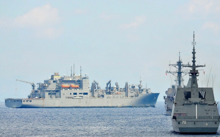 Filipínský prezident nařídil rozmístit vojáky v Jihočínském moři