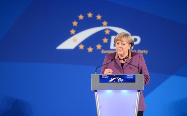 Merkelová: Velký počet dalších migrantů už přijmout nelze