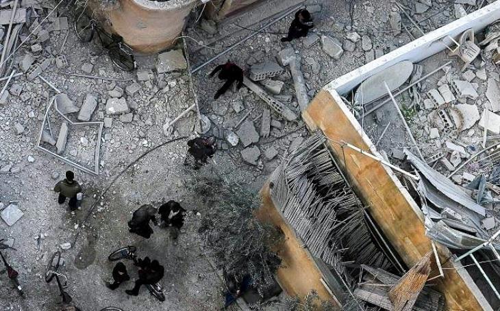 USA jsou připraveny sáhnout v Sýrii k další akci, prohlásila americká zástupkyně v OSN