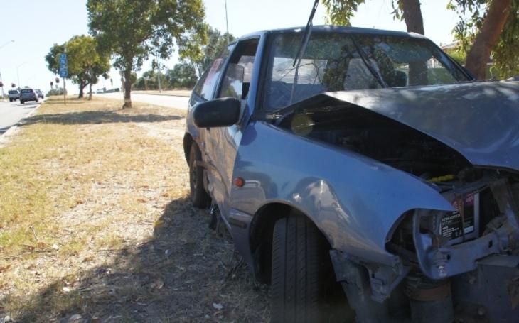 Šokující video: Muž dokázal zázrakem přežít tuto děsivou srážku s kamionem