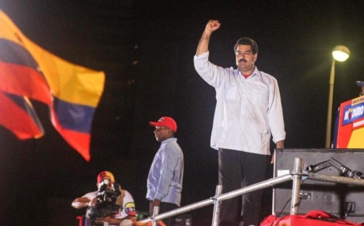 Madurův režim může vyvolat masový exodus obyvatel do Kolumbie