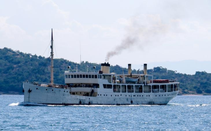 Německá loď z první světové války pluje dodnes na jezeře Tanganika