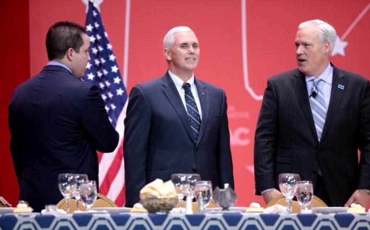 Americký viceprezident Pence řekl, že éra strategické trpělivosti s KLDR je u konce