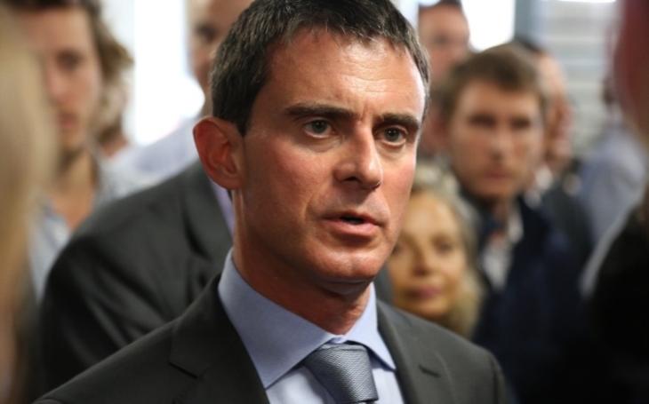 Francouzská levice je podle bývalého premiéra Vallse v demoliční fázi