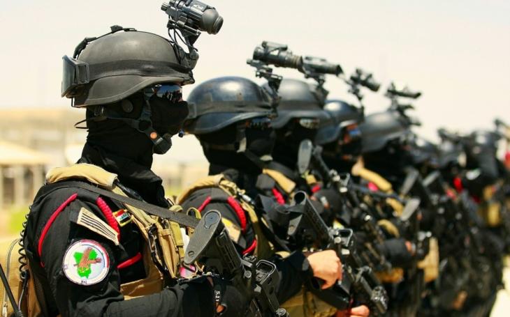 Irácké speciální síly dobyly Tanak