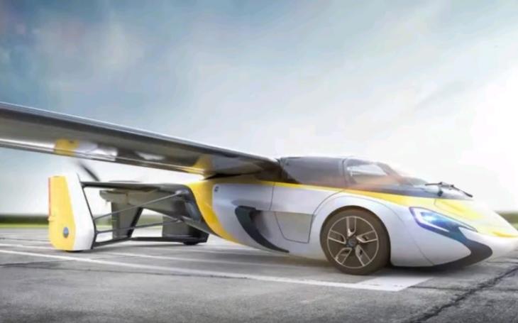 Znovu bližšie k ''lietajúcim autám,'' v Nemecku prebehli úspešné testy. Novinky hlásia aj zo Slovenska