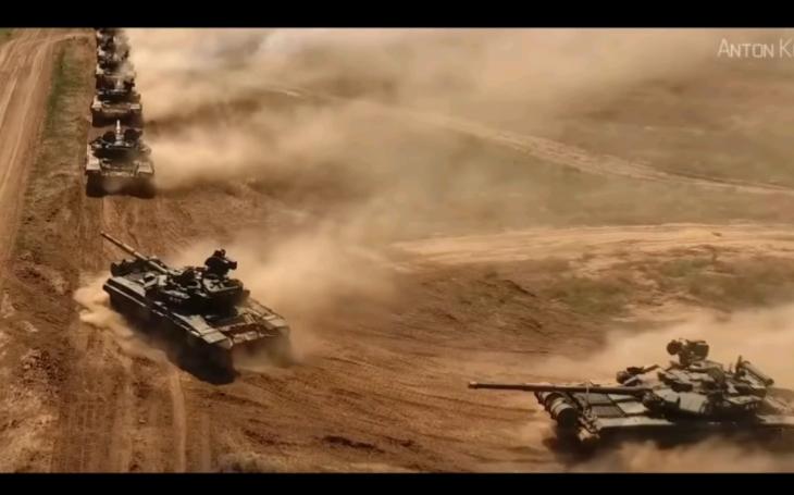 (VIDEO) Ozbrojené sily Ruskej federácie ver. 2017