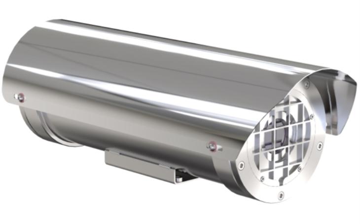 Axis uvádí na trh kamery chráněné proti výbuchu pro rychlé zvládání nehod a efektivní běh kriticky náročných provozů