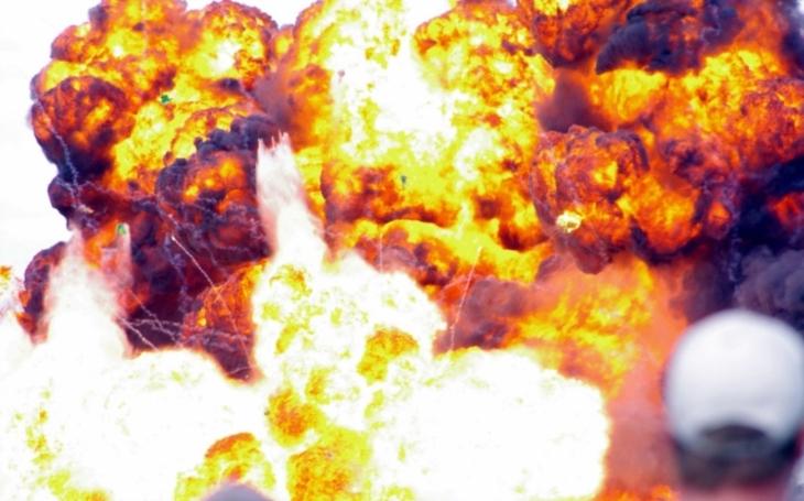 Výbuch otřásl armádními prostory ve Vyškově, jeden mrtvý
