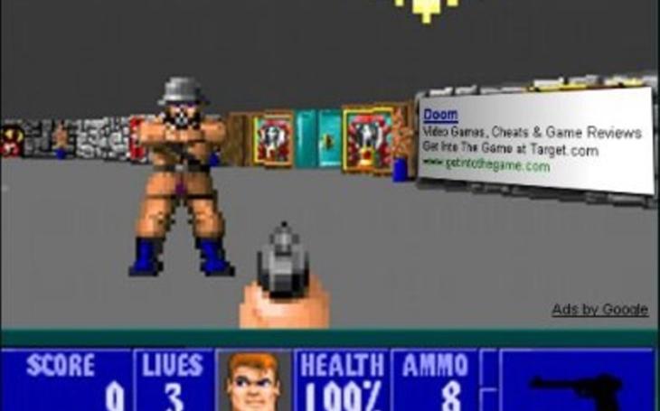 VIDEO: Před 25 lety byla vydána legendární střílečka Wolfenstein 3D