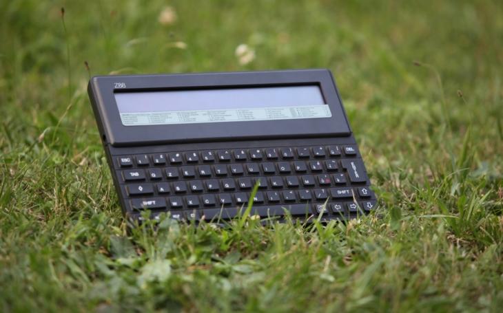Cambridge Z88: Poslední počítač sira Sinclaira