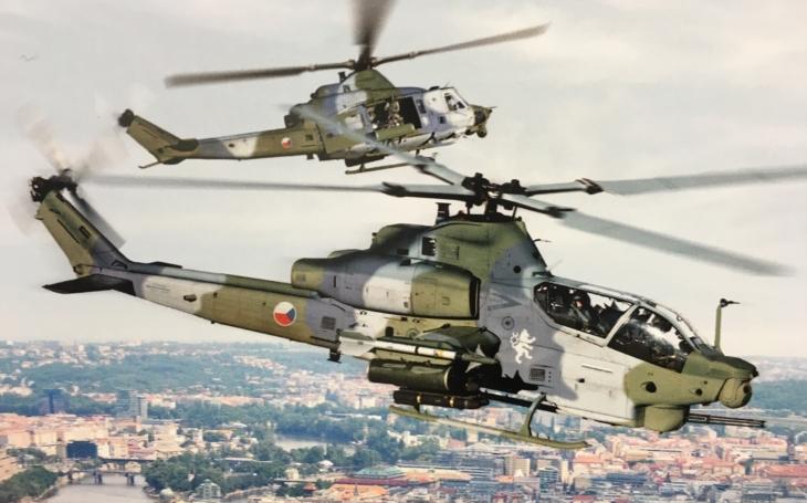 Reakce ministerstva obrany na článek o nákupu vrtulníků v Blesku