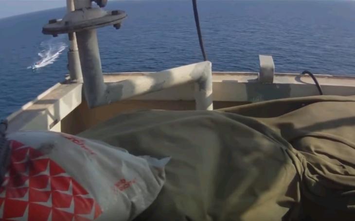 Somálsky piráti vs. súkromná lodná bezpečnostná stráž