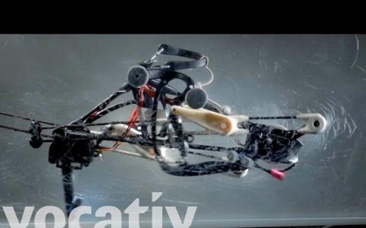 VIDEO: Floridská firma vyvinula unikátního ,,pštrosího robota&quote;
