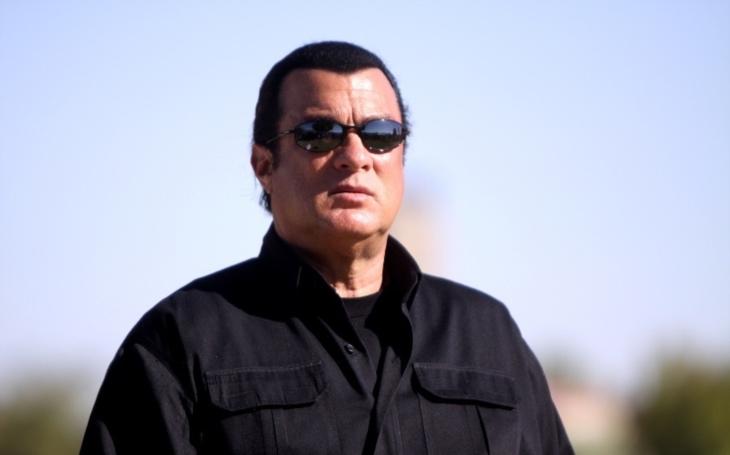 Slavný představitel akčních filmů je na ukrajinském ,,blacklistu&quote;. Prý je hrozbou pro národní bezpečnost