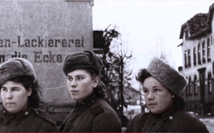Kolorované záběry legendárních ruských odstřelovaček