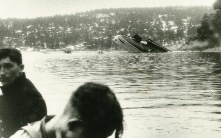 Video: Hitlerův křižník Blücher a jeho trpký konec v Oslofjordu