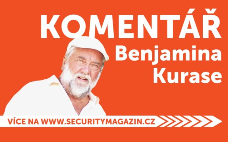 Benjamin Kuras: Ohrožený živočišný druh: bílý heterosexuál