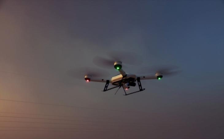 VIDEO: V několika britských hrabstvích už hlídkuji plně funkční jednotky policejních dronů