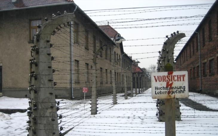 Muž, který prošel devíti koncentračními tábory, sdílí byt s vnučkou nacistů.  Ti mu vyvraždili rodinu