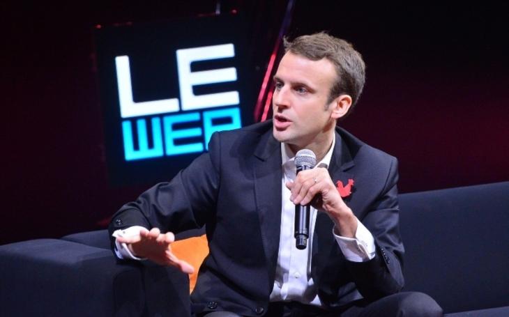 Macron: Stojíme na prahu znovuzrození Francie