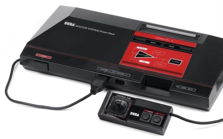 Konzole Sega Master System: ,,Kouzelná krabička&quote; a nekonečné hodiny zábavy