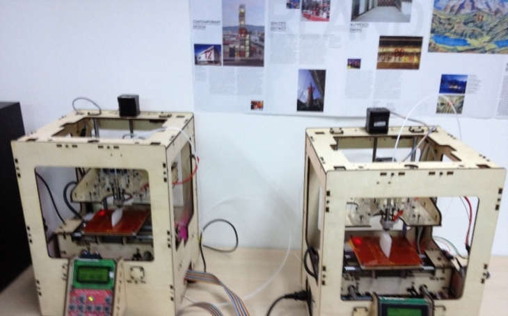Rusko vyvinulo první prototyp 3D tiskárny. Chce tisknout velké kovové předměty i ve vesmíru