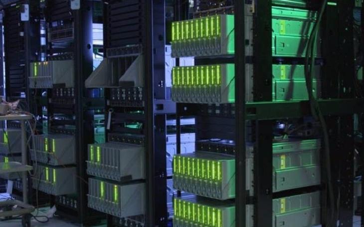 HPE vyvinula počítač schopný zpracovat nejvíce dat na světě