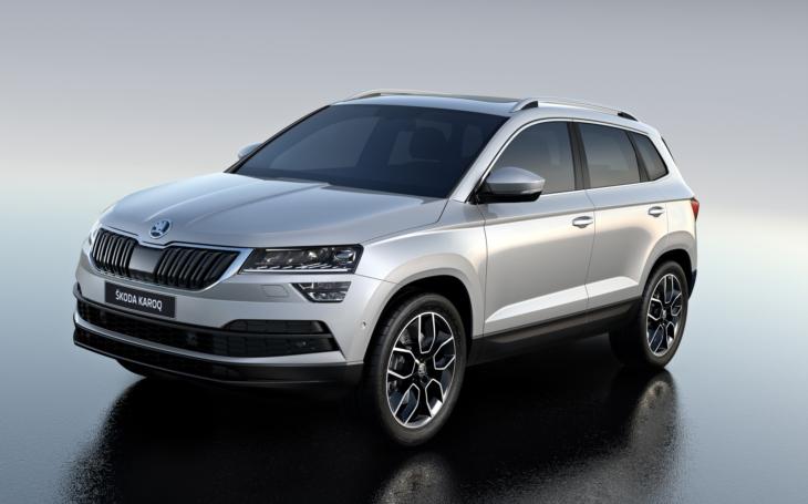 Nové kompaktní SUV Škoda Karoq se představuje