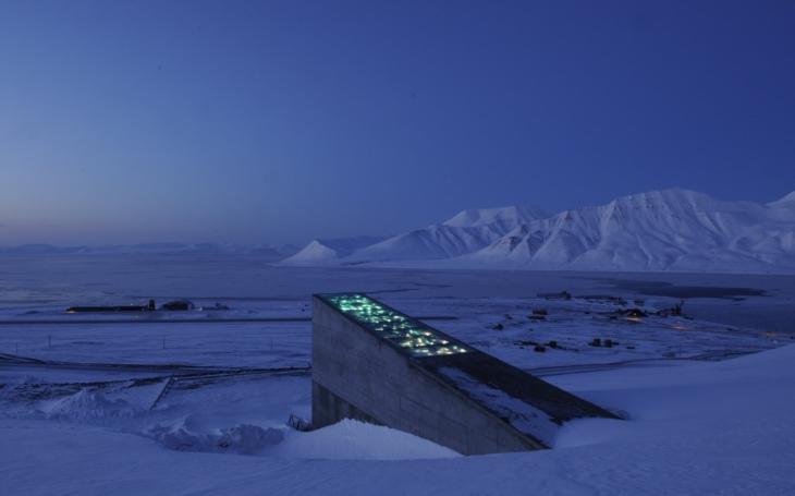 Norsko zvyšuje ochranu arktického globálního úložiště semen před klimatickými změnami
