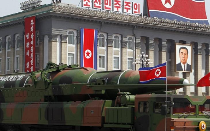 USA a Jižní Korea chtějí na KLDR víc tlačit sankcemi i hrozbami