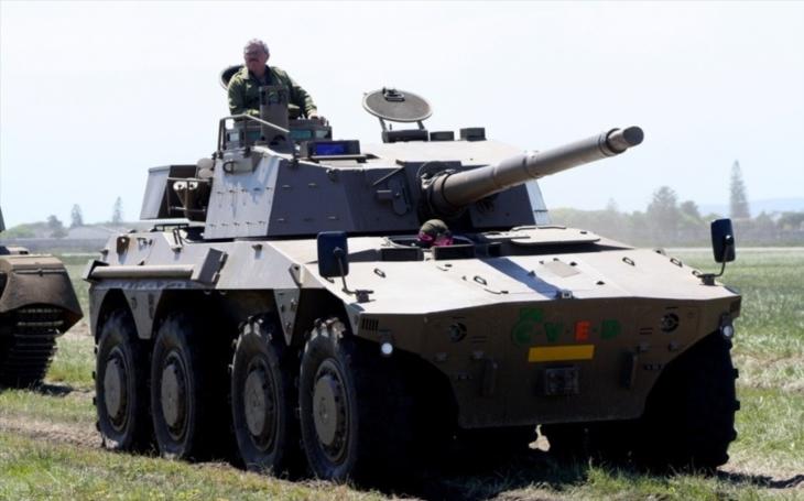 Armáda nakoupí obrněné vozy za 9,2 miliardy korun