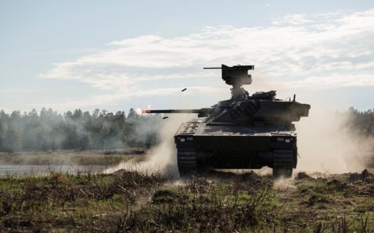 Společnost BAE Systems na IDETu představí spolupráci sčeským průmyslem voblasti vozidlových a dělostřeleckých systémů