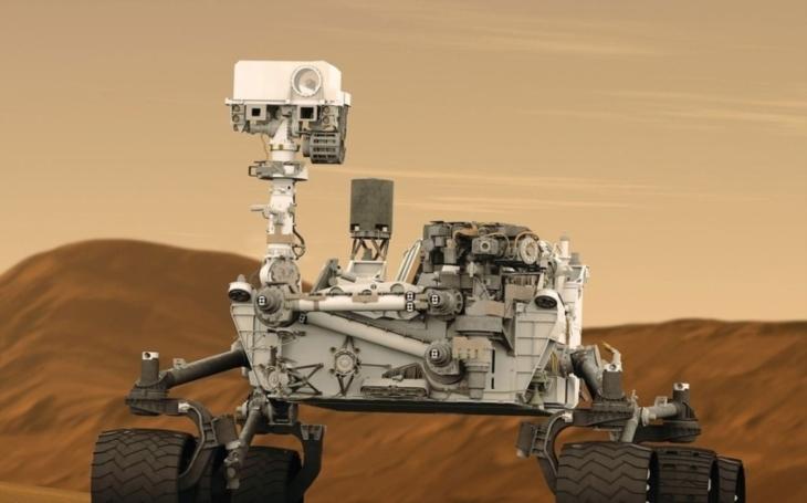VIDEO: NASA představila dlouho očekávané vozidlo Mars 2020