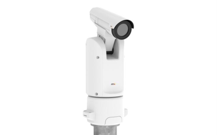 Axis představuje novou řadu pozičních kamer prorozšířené možnosti reakce při dohledu nadrozlehlými prostory