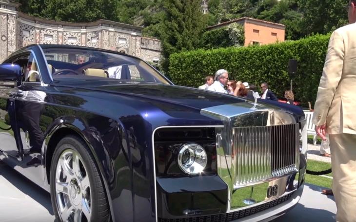 13 miliónové Rolls-Royce Sweptail by mohlo byť najdrahšie auto aké kedy bolo vyrobené